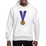 Skater Gold Medal Hooded Sweatshirt