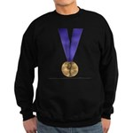 Skater Gold Medal Sweatshirt (dark)