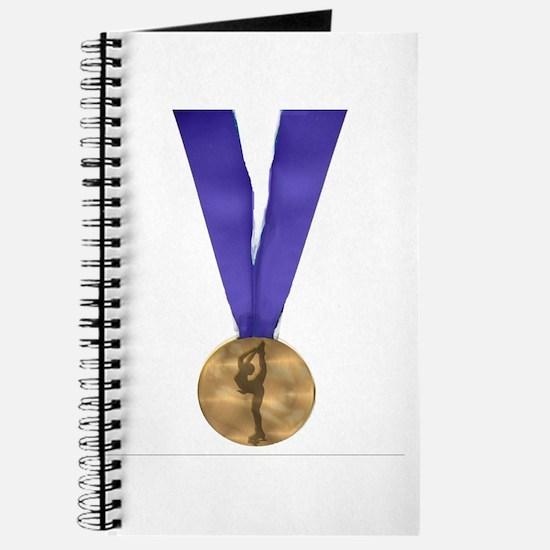 Skater Gold Medal Journal