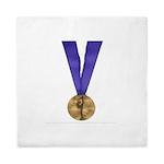 Skater Gold Medal Queen Duvet