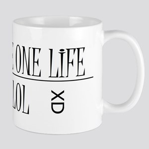 Live-One-Life Mug