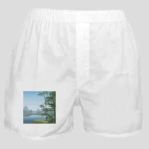 Bamboo Lake Boxer Shorts