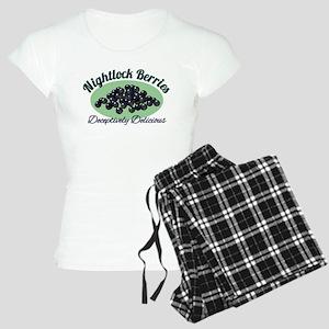 Nightlock Berries Women's Light Pajamas