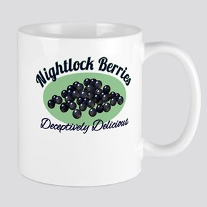 Nightlock Berries Mug