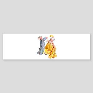 Lafayette's Minuet Sticker (Bumper)