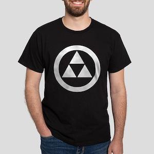 maru ni mitu uroko Dark T-Shirt