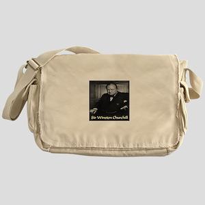 Benjamin Franklin Messenger Bag