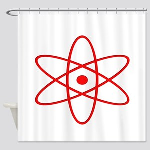 Atomic Shower Curtain