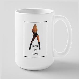 Bond by Love..Large Mug