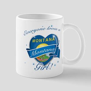 Montana girl Mug