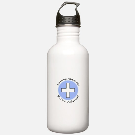Nursing Assistant Water Bottle
