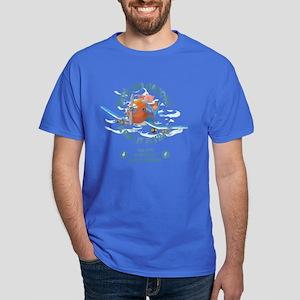 When pigs fly - Bacon brigade Dark T-Shirt