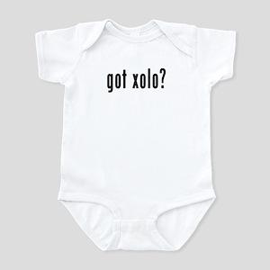 GOT XOLO Infant Bodysuit