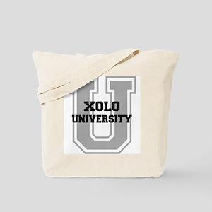Xolo UNIVERSITY Tote Bag