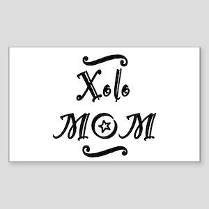 Xolo MOM Sticker (Rectangle)
