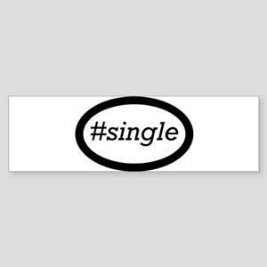 #single Sticker (Bumper)
