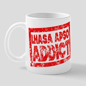 Lhasa Apso ADDICT Mug