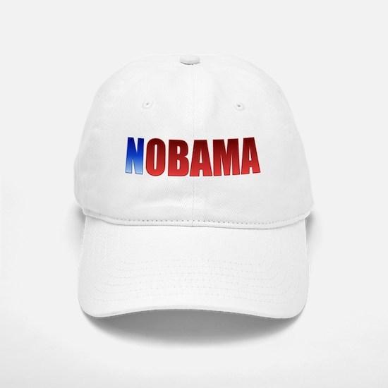 Blue N Nobama Baseball Baseball Cap