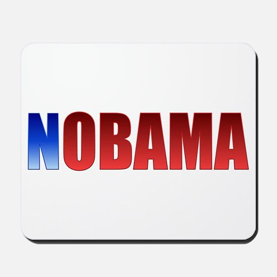 Blue N Nobama Mousepad