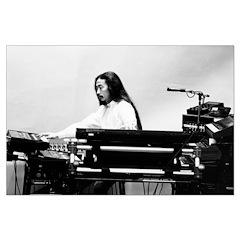KITARO Synthesizer Posters