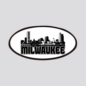 Milwaukee Skyline Patches