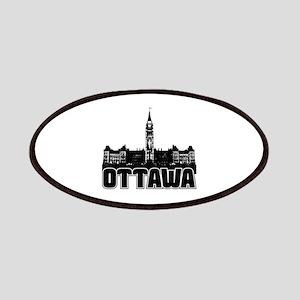 Ottawa Skyline Patches