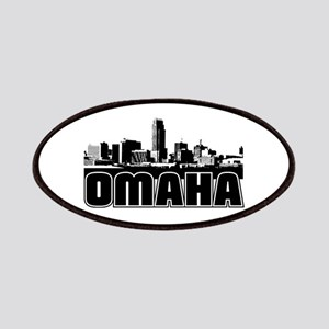 Omaha Skyline Patches