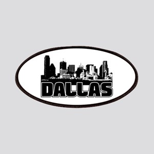 Dallas Skyline Patches
