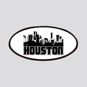 Houston Skyline Patches
