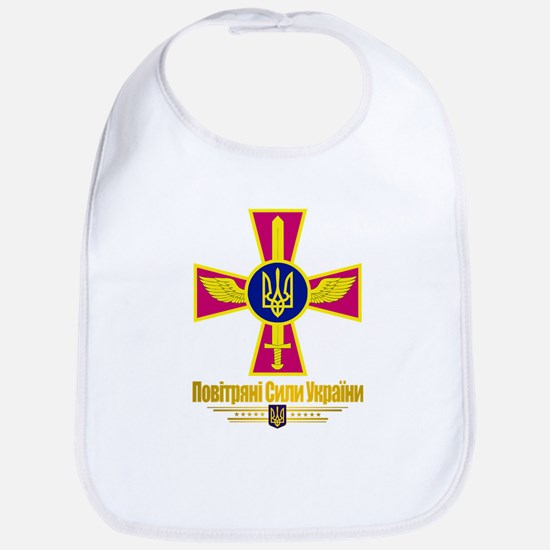 """Ukrainian Air Forces"" Bib"