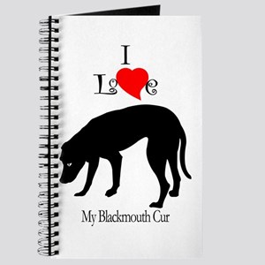 Blackmouth Cur Journal