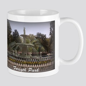 Forsyth Park Fountain Mug