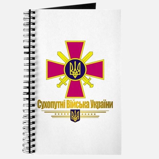 """Ukrainian Ground Forces"" Journal"