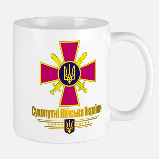 """Ukrainian Ground Forces"" Mug"