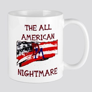 New All-American Nightmare De Mug
