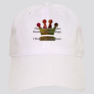 """I Rule The Database"" Cap"