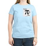 Happy Pi Day Women's Pink T-Shirt