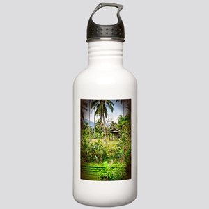 Balinese Farm Stainless Water Bottle 1.0L