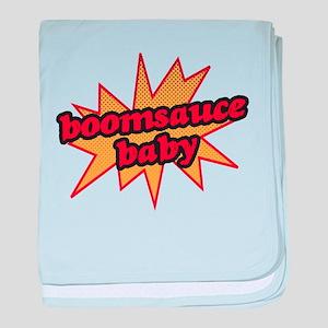 Boomsauce Baby baby blanket