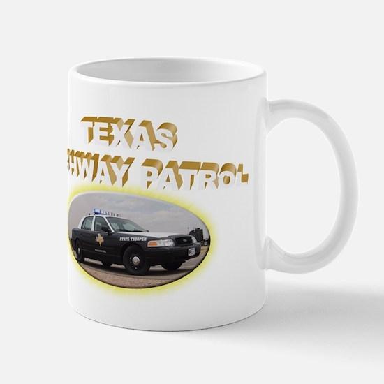 Texas Highway Patrol Mug