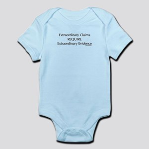 Skeptics1 Infant Bodysuit