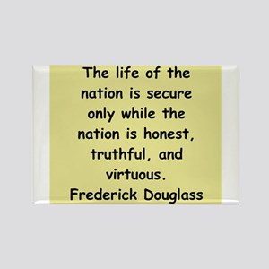 frederick douglass gifts and Rectangle Magnet