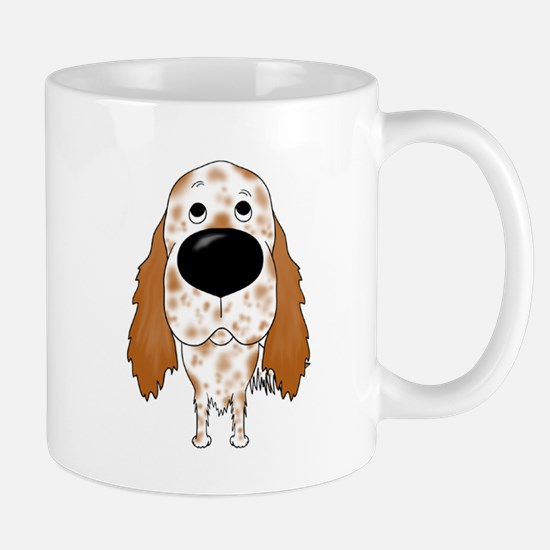 Big Nose English Setter Mug