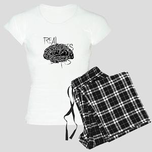 Zombie Brians Women's Light Pajamas
