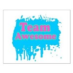 Team Awesome 2 Small Poster