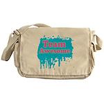 Team Awesome 2 Messenger Bag