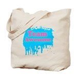 Team Awesome 2 Tote Bag
