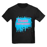 Team Awesome 2 Kids Dark T-Shirt