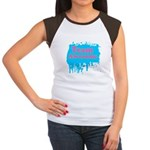 Team Awesome 2 Women's Cap Sleeve T-Shirt