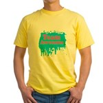 Team Awesome 2 Yellow T-Shirt